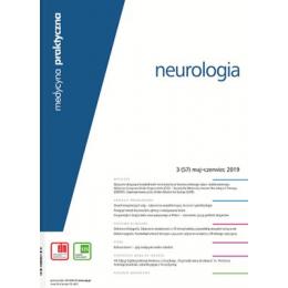 Medycyna Praktyczna - Neurologia pojedynczy zeszyt  (Dostępny tylko w ramach prenumeraty po uzgodnieniu z Księgarnią)