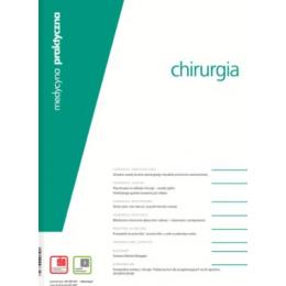 Medycyna Praktyczna - Chirurgia  pojedynczy zeszyt (Dostępny tylko w ramach prenumeraty po uzgodnieniu z Księgarnią)