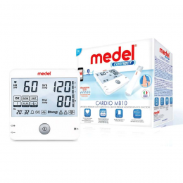 Ciśnieniomierz elektroniczny - Cardio MB10 z funkcją EKG