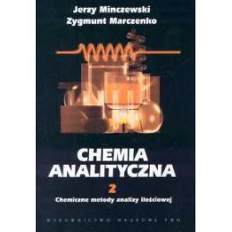 Chemia analityczna t. 2 Chemiczne metody analizy ilościowej