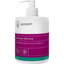 Mydło antybakteryjne - Mediclean 420, 500 ml