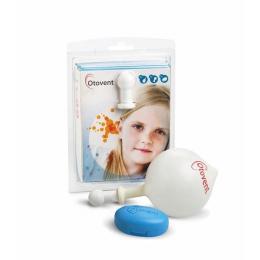 Przyrząd do wyrównania ciśnienia w uchu - Otovent