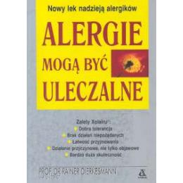Alergie mogą być uleczalne Nowy lek nadzieją alergików
