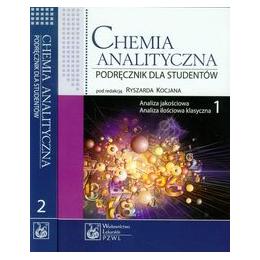 Chemia analityczna t. 1-2 Podręcznik dla studentów