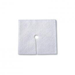 Kompres z otworem tracheotomijnym - 10 x 10 cm