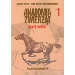 Anatomia zwierząt t. 1 Aparat ruchowy