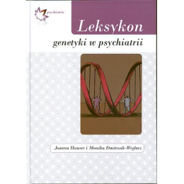 Leksykon genetyki w psychiatrii