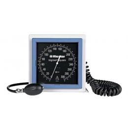 Ciśnieniomierz zegarowy  Big-Ben - model biurkowy, kwadratowy (mankiet na rzepy)