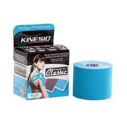 Taśma Kinesio Tape Classic - 5cm x 4m (niebieska)