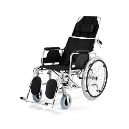 Wózek inwalidzki stabilizujący plecy i głowę - FS954 LGC