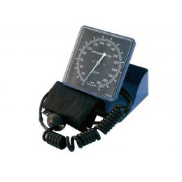Ciśnieniomierz zegarowy - HS-60A (model naścienno-biurkowy)
