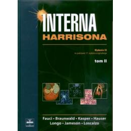 Interna Harrisona t. 2 (z DVD)