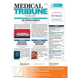 Medical Tribune pojedynczy zeszyt (Dostępny tylko w ramach prenumeraty po uzgodnieniu z Księgarnią)