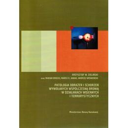 Patologia obrażeń i schorzeń wywołanych współczesną bronią w działaniach wojennych i terrorystycznych