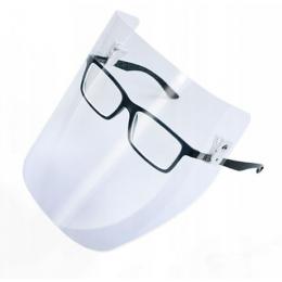 Przyłbica do okularów korekcyjnych 2szt