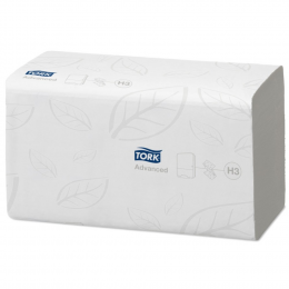 Ręcznik papierowy - H3 składanka (biała)