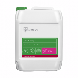 Płyn do dezynfekcji powierzchni - Velox Spray Tea Tonic, 5L