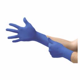 Rękawiczki nitrylowe - 50 par (M)