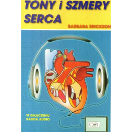 Tony i szmery serca - książka bez kasety