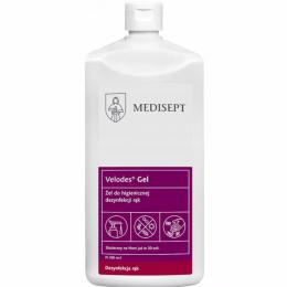 Żel do dezynfekcji rąk - Velodes Gel, 500 ml