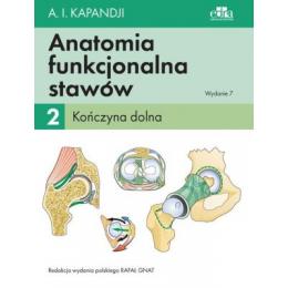 Anatomia funkcjonalna stawów t.2 Kończyna dolna