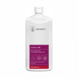 Płyn do dezynfekcji rąk - Velodes Silk, 1 L