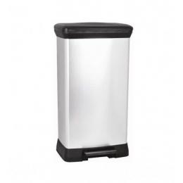 Kosz na odpady - 50L metalowy
