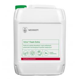 Pianka do mycia i dezynfekcji powierzchni - Velox Foam Extra, 5L