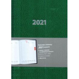 KALENDARZ 2021 A5 AVANTI dzienny bez gumki