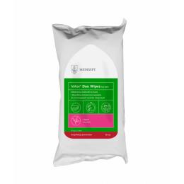 Chusteczki do dezynfekcji powierzchni - Velox Duo Wipes Tea Tonic (50szt)