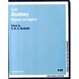 Last's Anatomy Regional and...