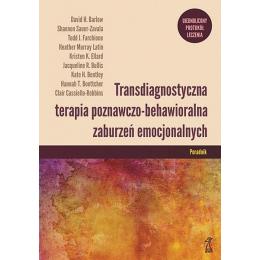 Transdiagnostyczna terapia...