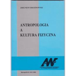 Antropologia a kultura fizyczna