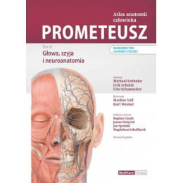 Prometeusz Atlas anatomii...