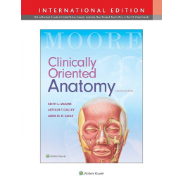 Clinically Oriented Anatomy 8th IE