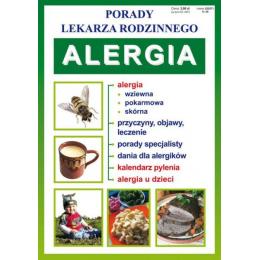 Alergia. Porady lekarza...