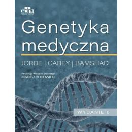 Genetyka medyczna Jorde wyd.6