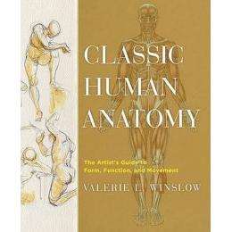 Classic human anatomy Rhe...