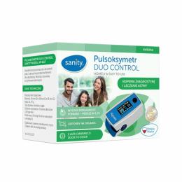 Pulsoksymetr - Duo Control
