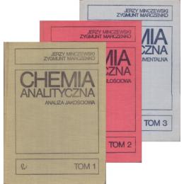 Chemia analityczna t.1-3