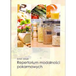 Repertorium modalności pokarmowych