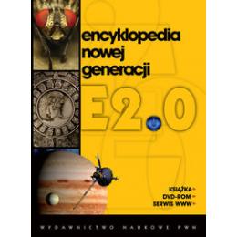 Encyklopedia nowej generacji E2.0 (bez płyty DVD)