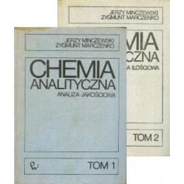 Chemia analityczna t. 1-2 Analiza ilościowa