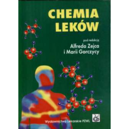 Chemia leków Dla studentów farmacji i farmaceutów