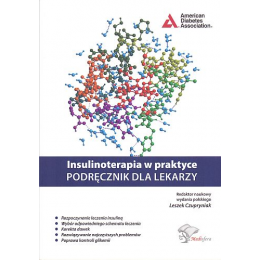 Insulinoterapia w praktyce Podręcznik dla lekarzy