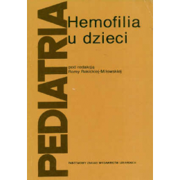 Hemofilia u dzieci