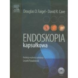 Endoskopia kapsułkowa (z DVD) Książka z płytą DVD-ROM